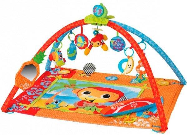 Каким должен быть детский коврик фото 3