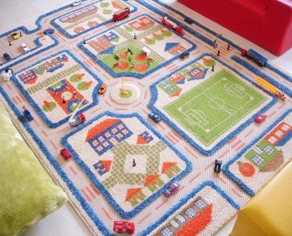 Каким должен быть детский коврик фото 1
