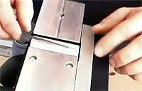 Настройка ножей электрорубанка (фото)