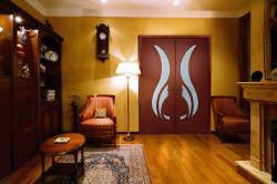 Межкомнатня дверь в интерьере