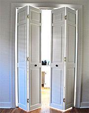 Двери в ванную комнату (фото)