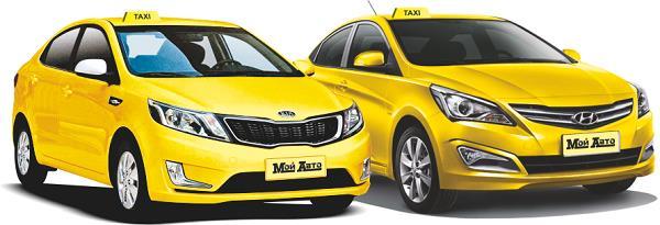 какую машину выбрать для такси