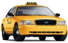 выбор машины такси