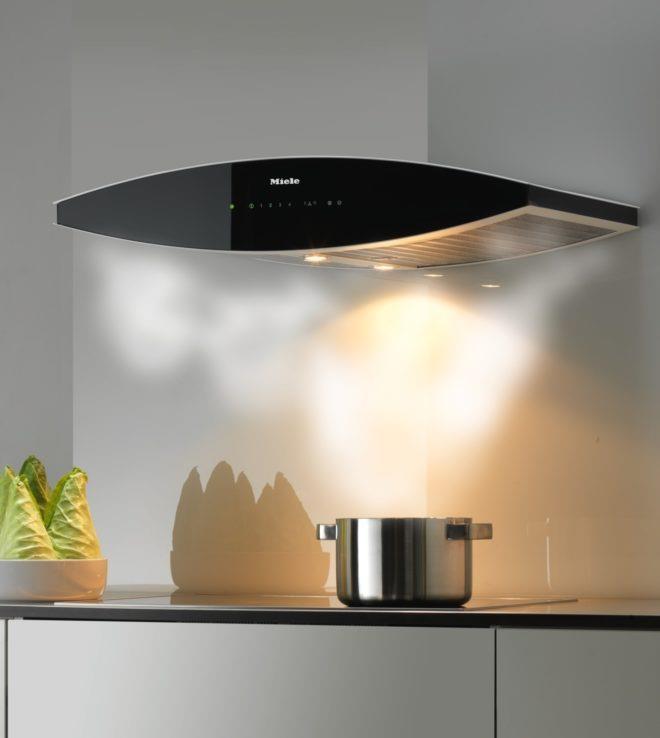Нестандартные модели кухонных вытяжек
