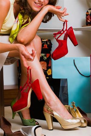 43-сонник мерить обувь